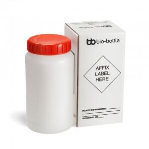 Bio-bottle Orange